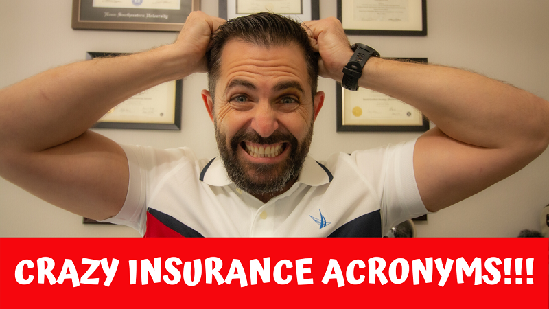 Public Adjuster Training - Most Popular Insurance Acronyms