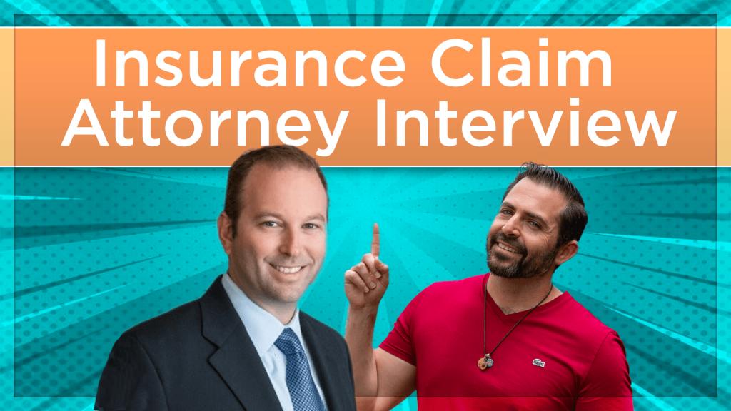 public adjuster insurance attorney