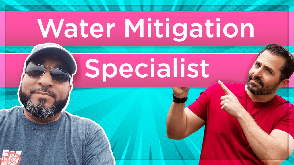water mitigation public adjuster