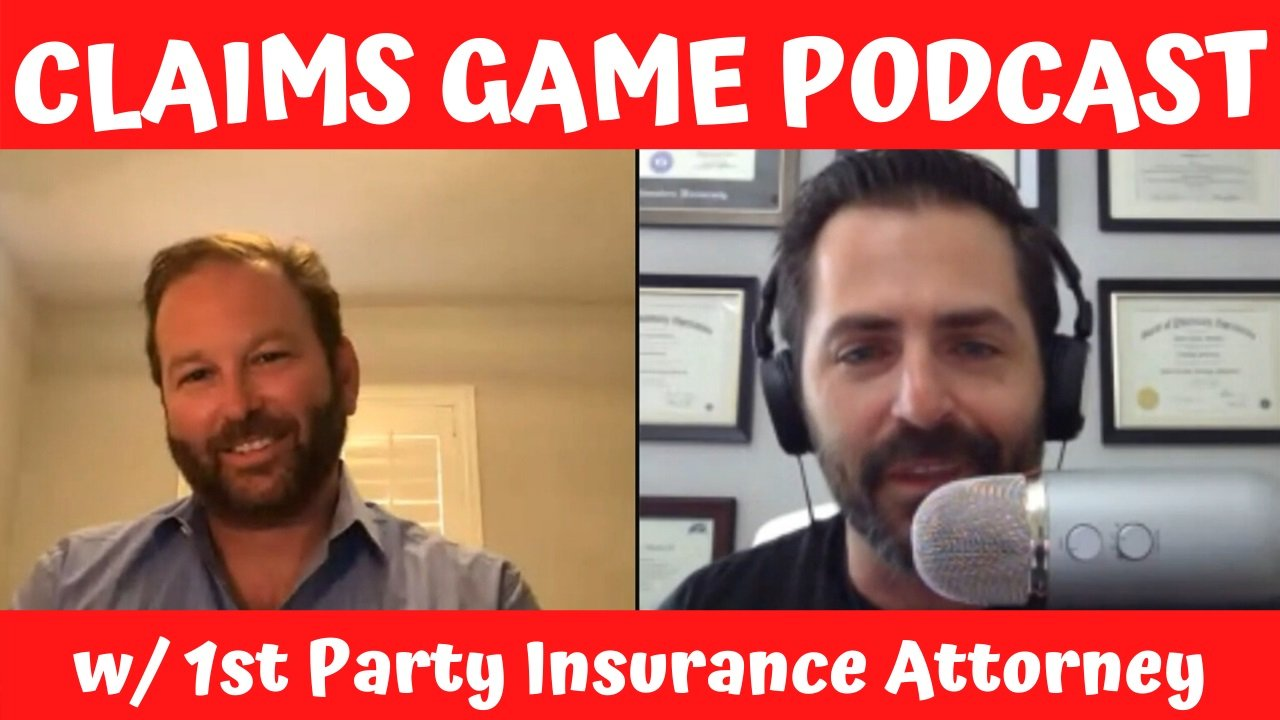 insurance claims podcast