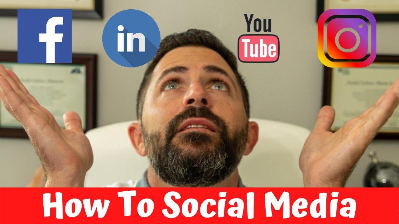 public adjuster social media