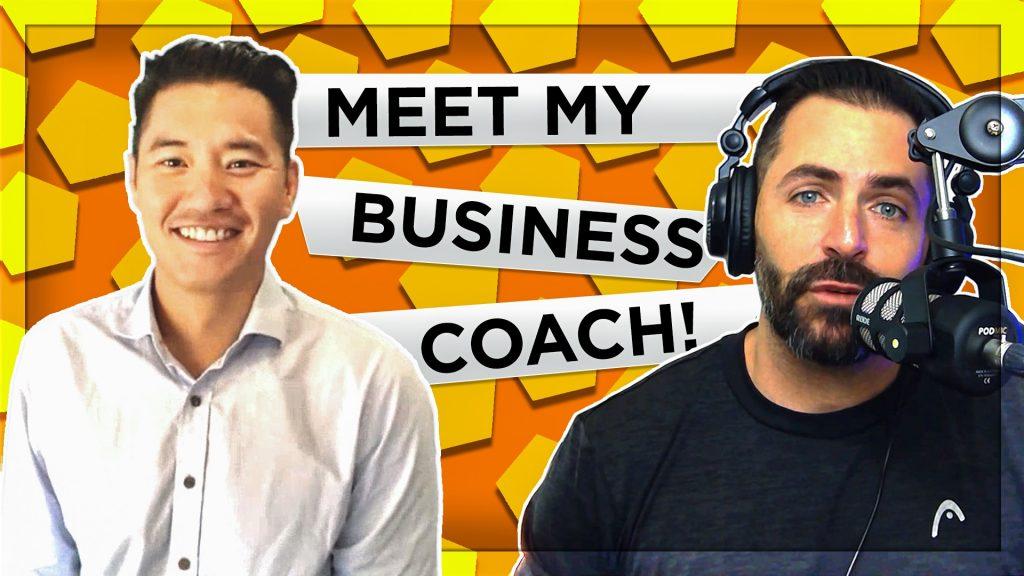 vince perri eric wang business coach