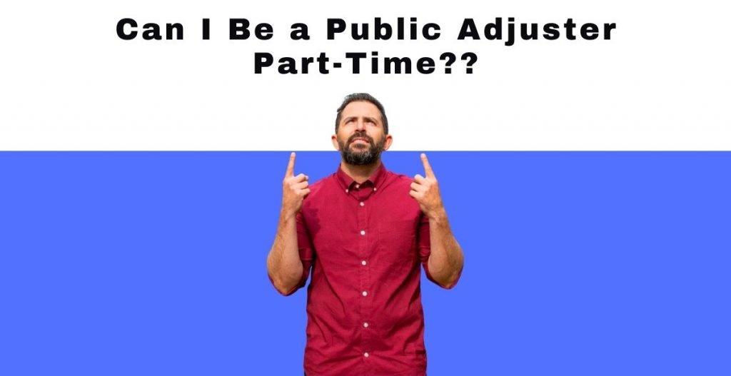 Public Adjuster Part-Time2