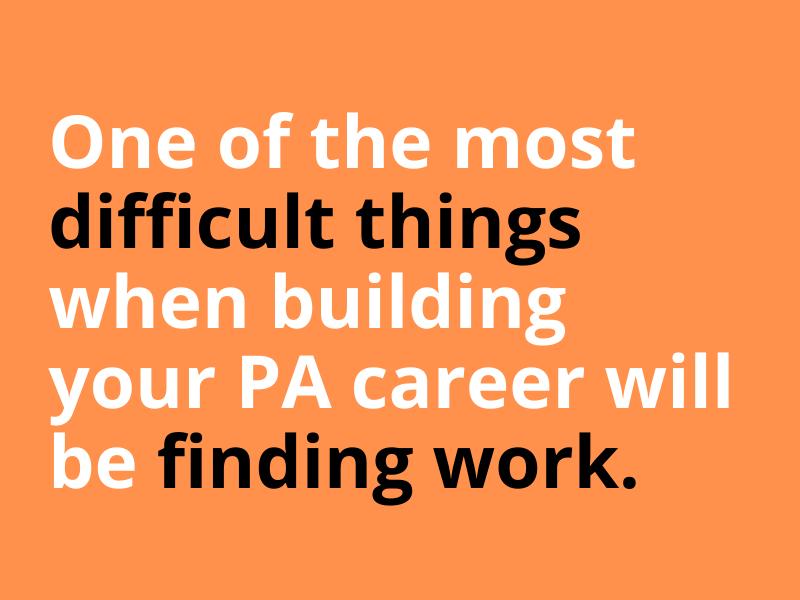 finding work public adjuster