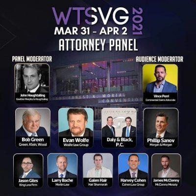 Attorney's panel