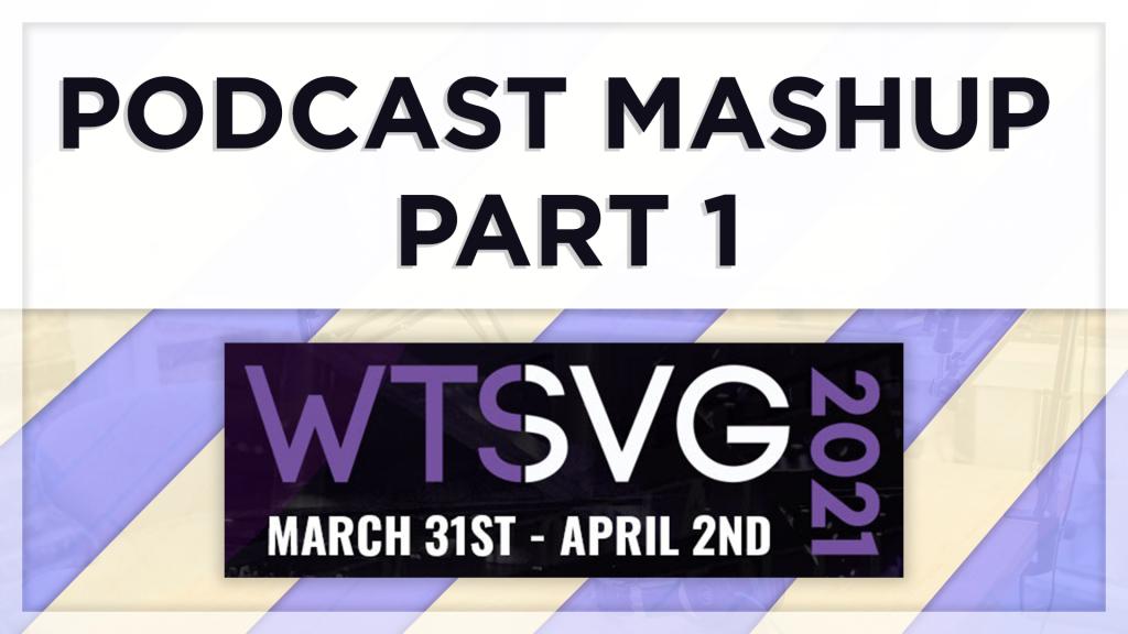SVG Podcast Mashup