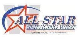 all star servicing west logo