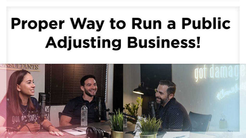 Proper Way to Run a Business