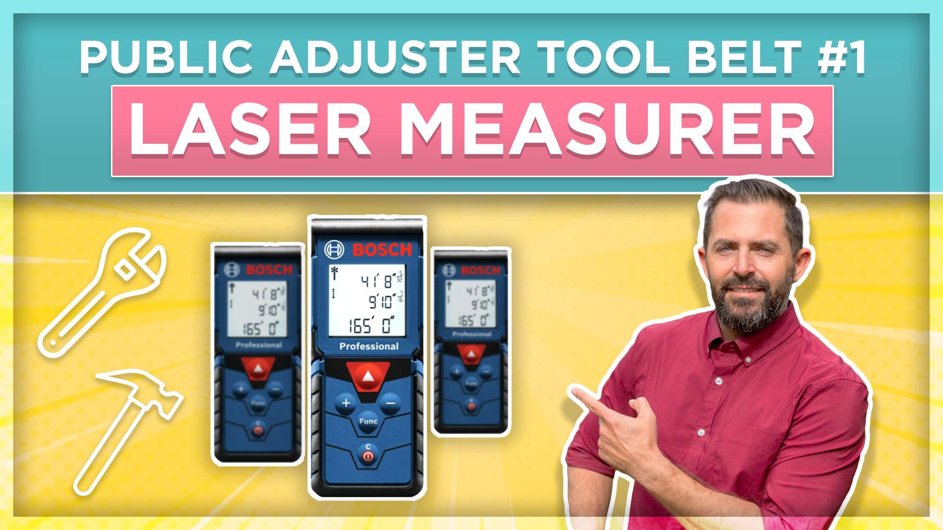 Product Review Laser Measurer
