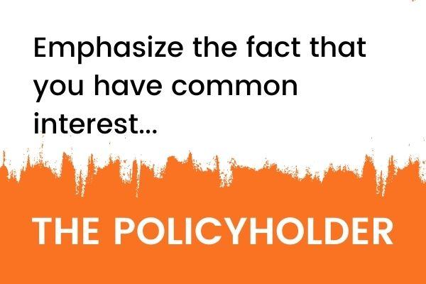 policyholder